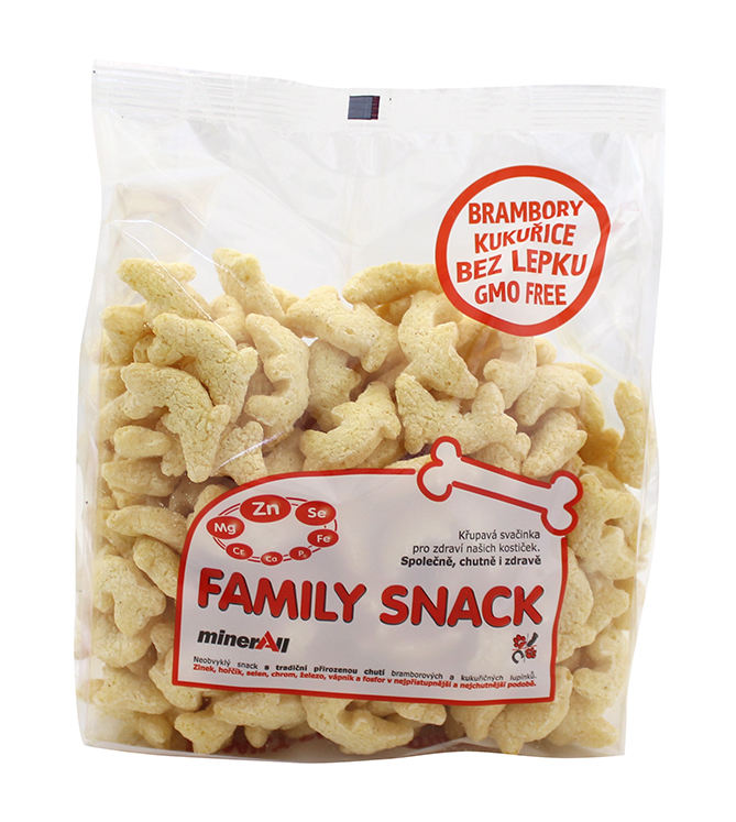 Family snack minerall 100g